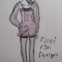 Fashion Sketch#3
