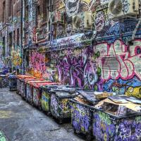 The Graffiti Culture