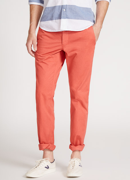 PNT_GarmentDyed_Chino_NantucketRed_SlimTailored_Tall_01
