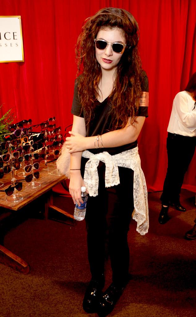 Style lord, Lorde. (Excuse the pun.) – Konni Kim